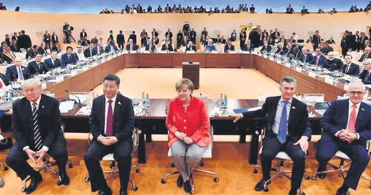 G20'ye büyüme ve göç damga vurdu