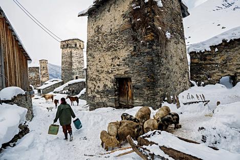 Ortaçağ'da bir köy