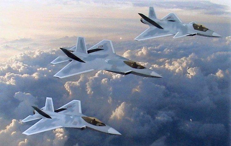 Savaş uçağını birlikte yapalım