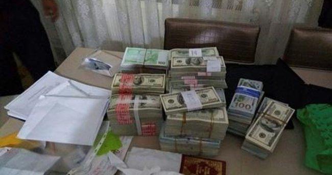 FETÖ'nün paraları ayakkabı kutusunda