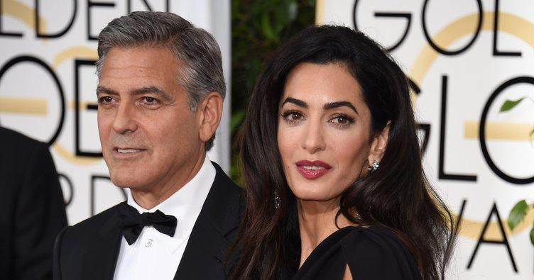 Clooney çifti taşınma kararı aldı