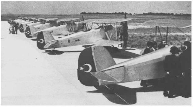 İlk Türk uçağını yapan Vecihi Hürkuş