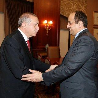 Cumhurbaşkanı Erdoğan Al Attiyah'ı kabul etti!