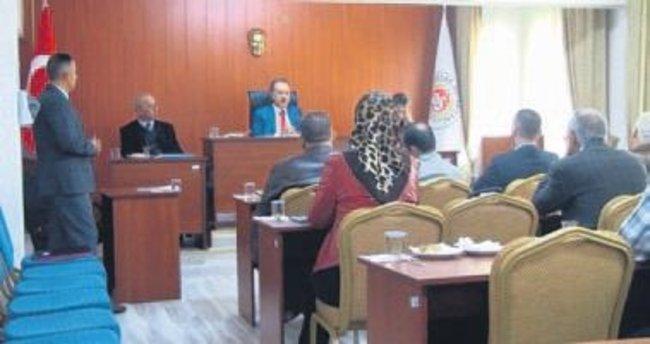 Elmadağ Belediyesi bütçesi onaylandı