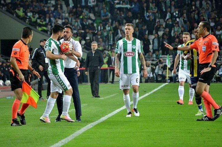 Pereira futbolcuları şoke etti
