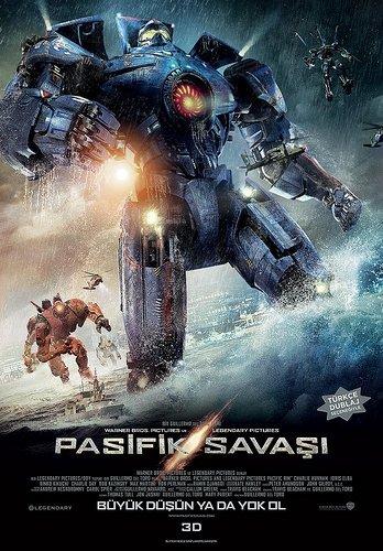 Pasifik Savaşı filminden kareler