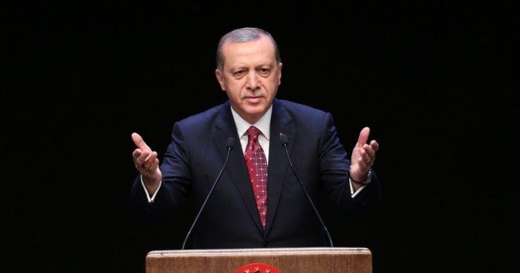 Cumhurbaşkanı Erdoğan, devlet protokolüne iftar verecek