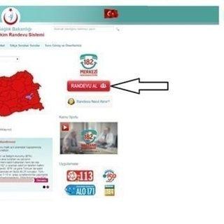 MHRS online randevu işlemleri ve ALO 182 ile randevu oluşturma