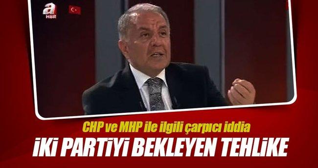 Ahmet Keleş: CHP ve MHP'de uyuyan hücreler var
