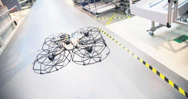 OTOMOBİL ÜRETİMİNDE DRONE DEVRİ