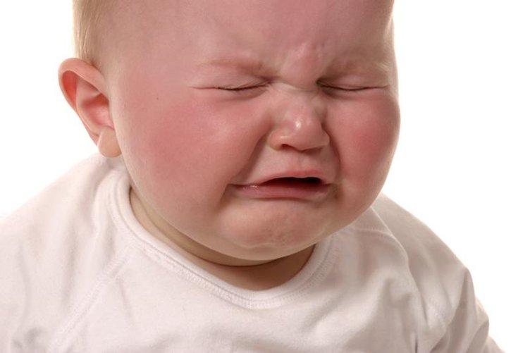 Çocuğunuz sürekli ağlıyorsa…