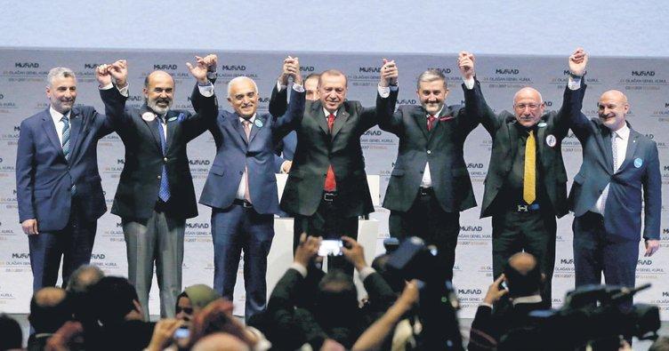 Türkiye güçlü olduğunu her seferinde kanıtlıyor