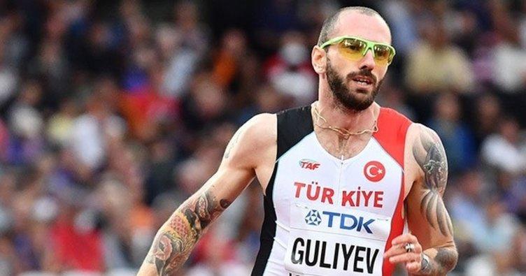 Milli sporcu Ramil Guliyev dünya şampiyonu oldu!