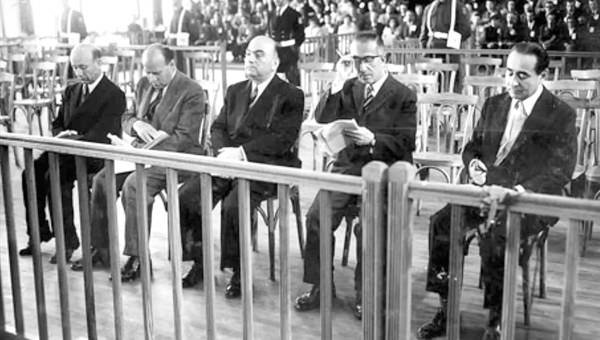 57. yıl dönümünde 27 Mayıs utancı!