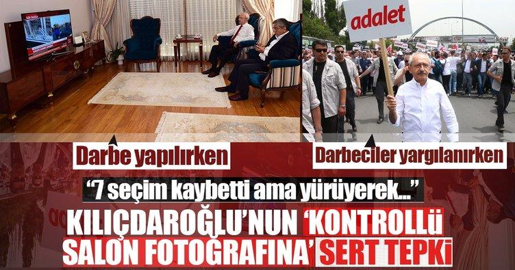 Kılıçdaroğlu'nun fotoğrafına Bozdağ'dan ilk tepki