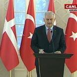 Başbakan Binali Yıldırım-Rasmussen görüşmesi - CANLI