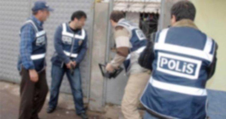 İzmir'de 13 milyon TL değerinde uyuşturucu ele geçirildi