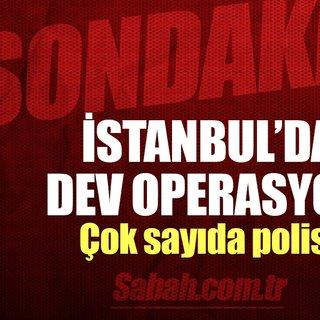 Son dakika: İstanbul`da Yeditepe Huzur asayiş uygulaması yapılıyor