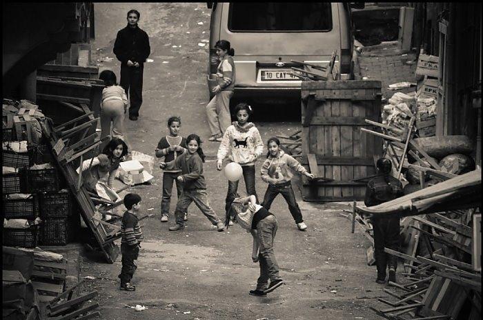 Unutulan sokak oyunları