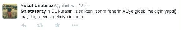 Galatasaray'ın rakipleri belli oldu Twitter yıkıldı!