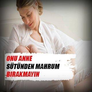 Emziren annelerde hastalık riski azalıyor