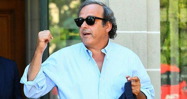 UEFA'dan Michel Platini'ye davet