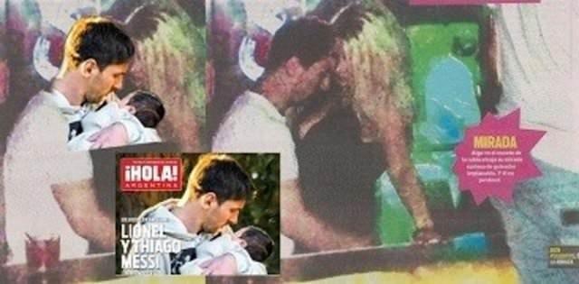 Messi montaj kurbanı oldu