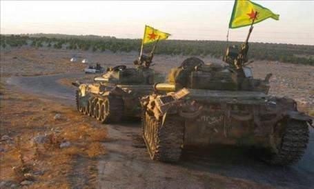 PYD VE YPG terör örgütleri