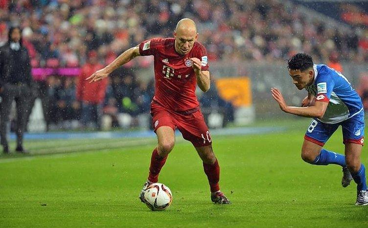 İşte Robben'in gitmek istediği takım!
