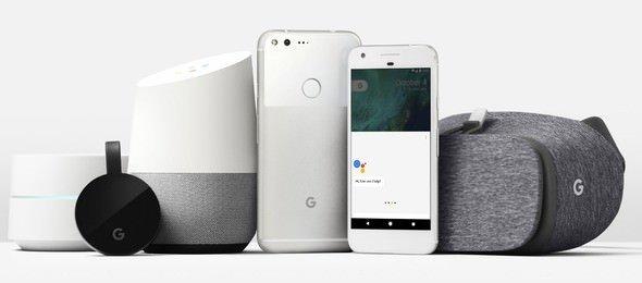 İşte Google'ın yeni oyuncakları