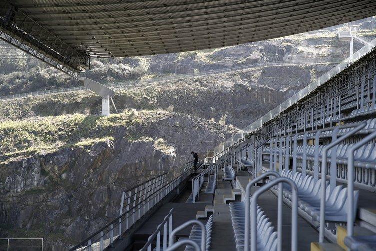 Braga'nın sanat eseri stadı