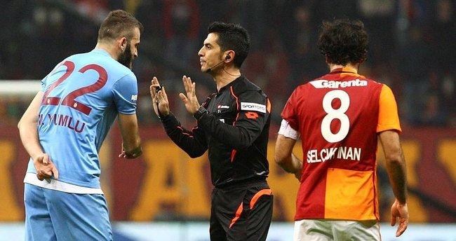 Galatasaray - Trabzonspor maçıyla ilgili flaş açıklama
