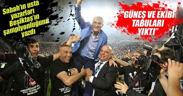 Yazarlar Gaziantepspor-Beşiktaş maçını yorumladı