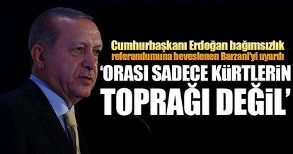 Türkmen de Arap da o topraklarda var