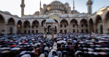 Dünyadan Ramazan Bayramı fotoğrafları