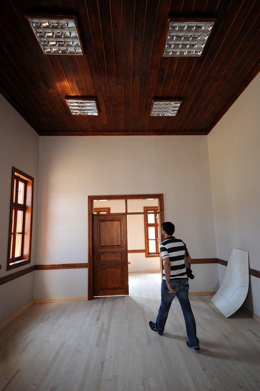 Kısacıkzade Konağı  kültür merkezi oluyor