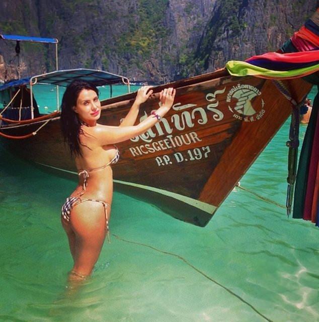 Cicişler Phuket'i salladı