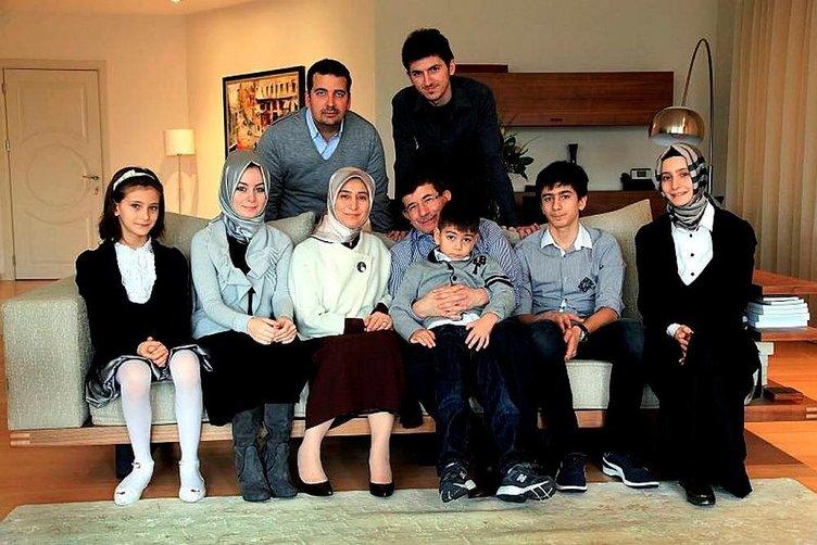 Erdoğan'dan Davutoğlu Ailesi'ne sürpriz ziyaret
