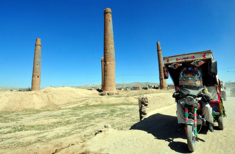 Horasan'ın incisi Herat