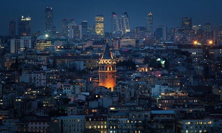 94 fotoğrafta İstanbul'un simgeleri!