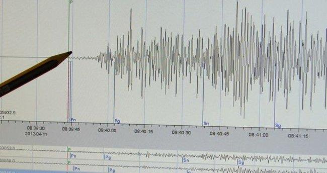Çin'de 5,3 büyüklüğünde deprem