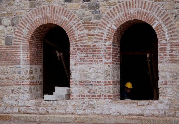 Hıdırlık Tabyası müzeyle hayat bulacak