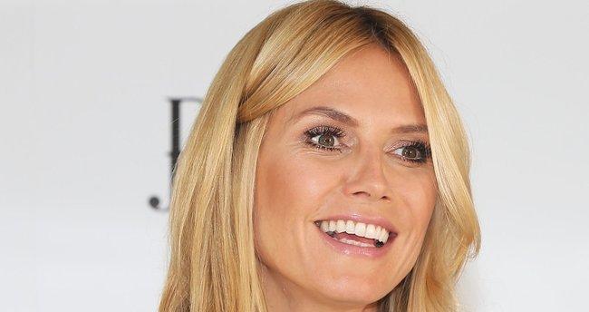 Heidi Klum kendini kopyalattı