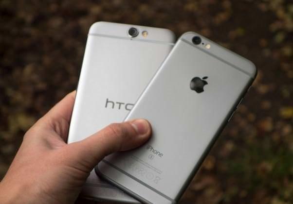 HTC One A9 Türkiye'de...