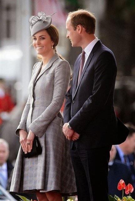 Kate Middleton'dan 'hamile modası'