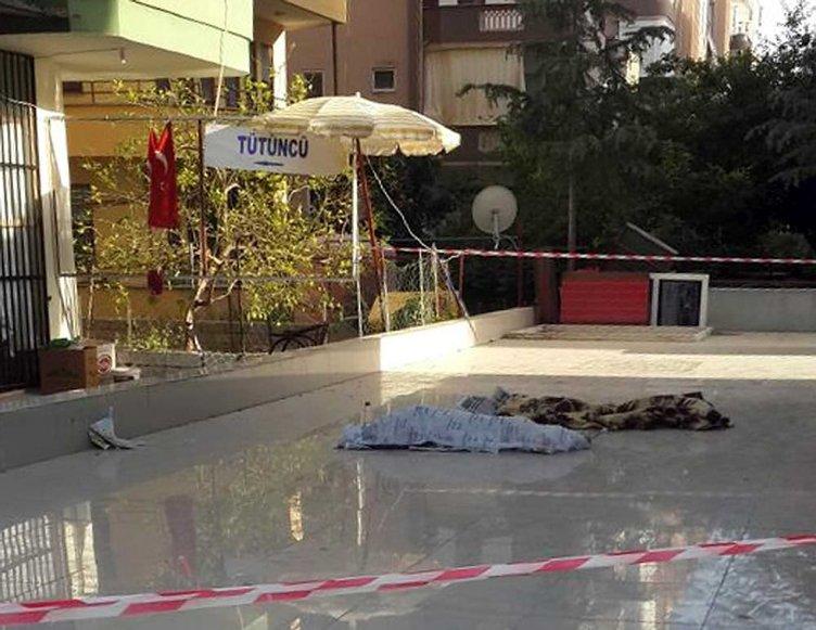 Alanya'da 2 çocuk 5. kattan düşerek öldü