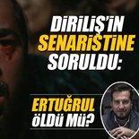 Mehmet Bozdağ'a soruldu: Ertuğrul öldü mü?