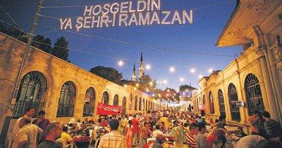Her akşam 5 bin kişiye iftar