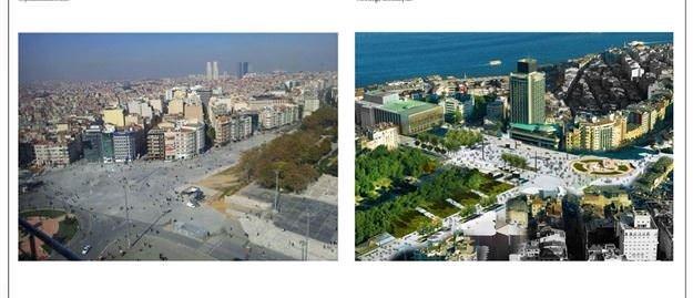 Yeni Taksim Projesi