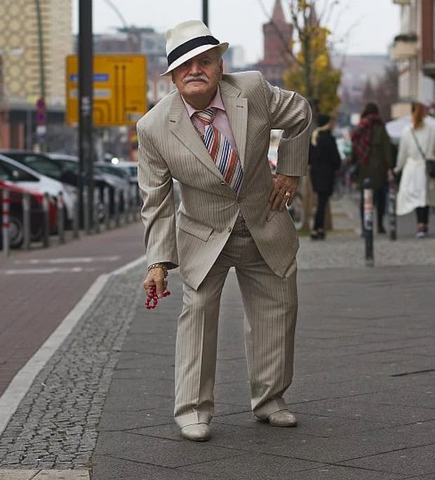 85 Yaşındaki Almancı Hipster Ali Amca
